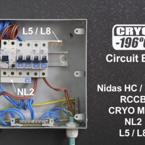 Cryo Gold Busbar ( NL2 / L8 / L5 )