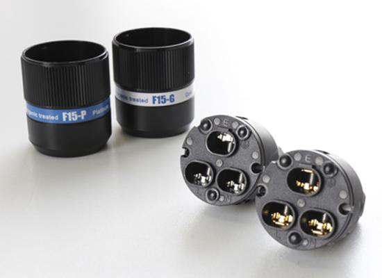F15 G/P IEC Connector